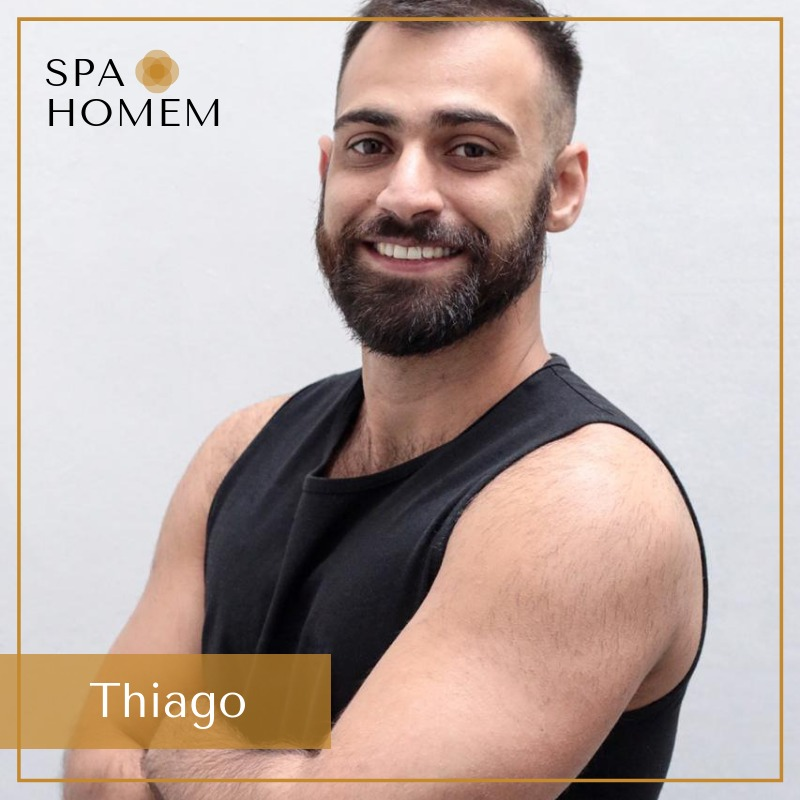 Massagista Masculino thiago