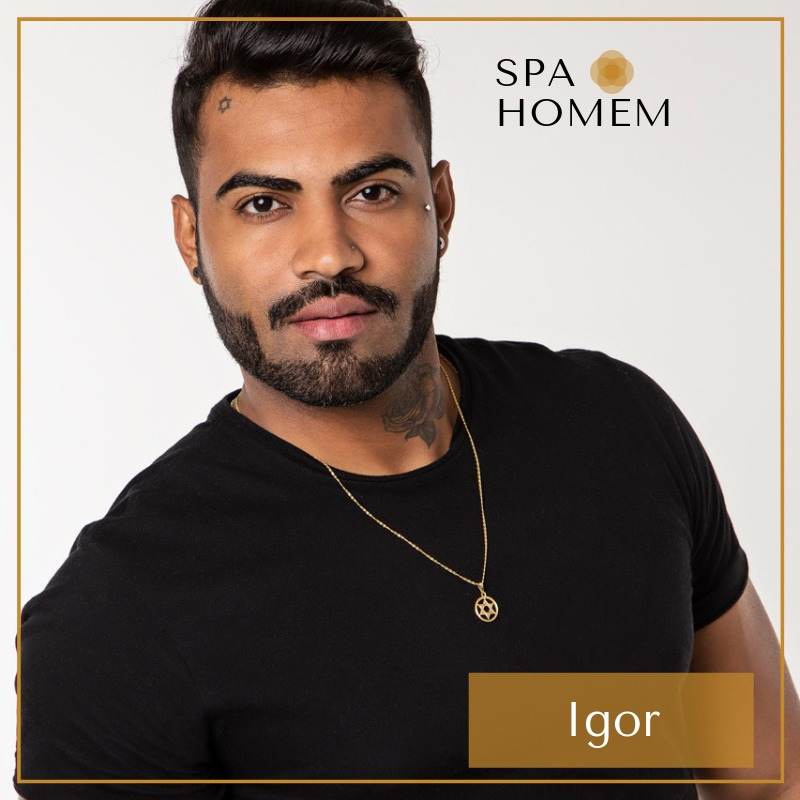 Massagista Masculino Igor