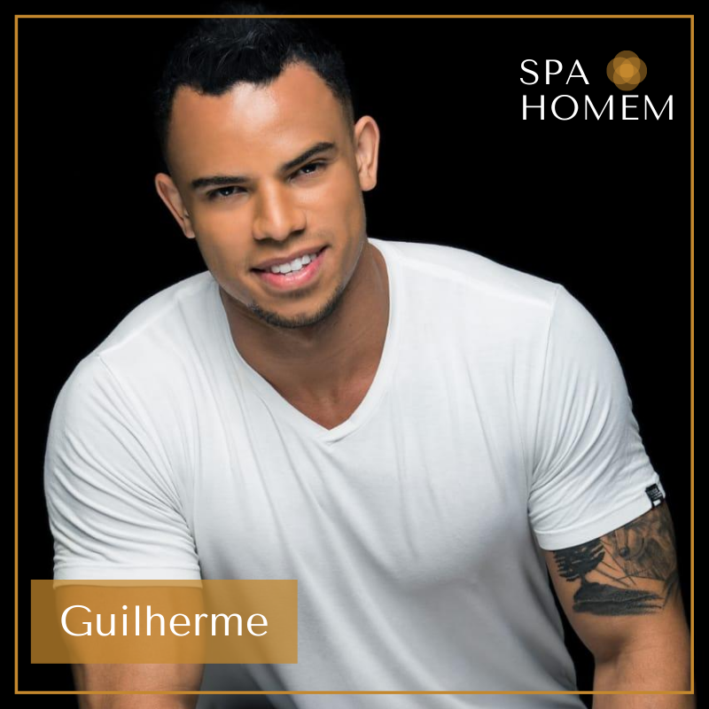 Massagem Masculina SP Massagista Masculino Guilherme