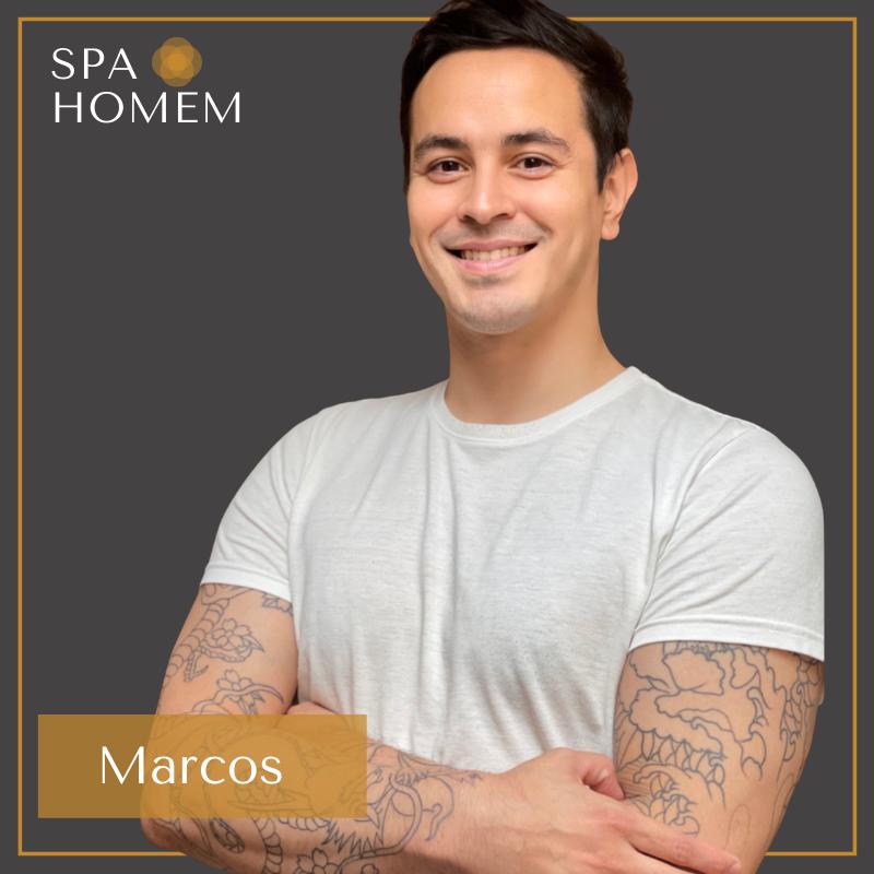 Massagista masculino SP Massagem Masculina